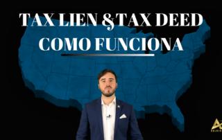 Tax Lien Tax Deed Como Funciona